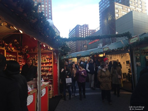 Union Square Christmas Market 2