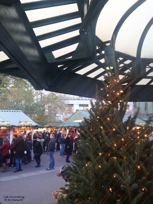 Union Square Christmas Market