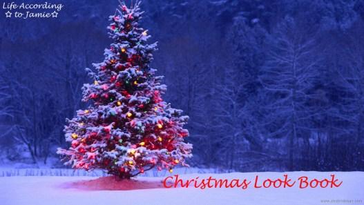 Christmas Look-book Heading