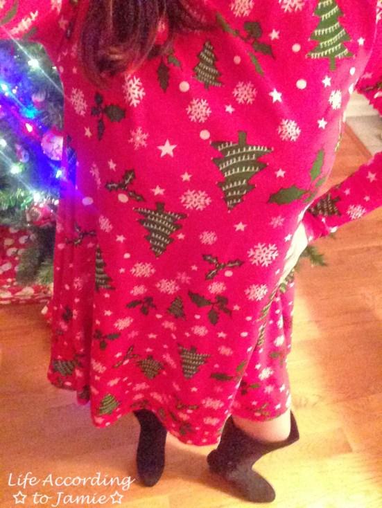 Christmas Swing Dress