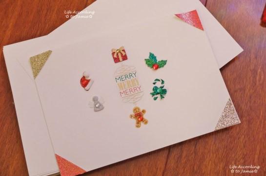 DIY Christmas Cards 3