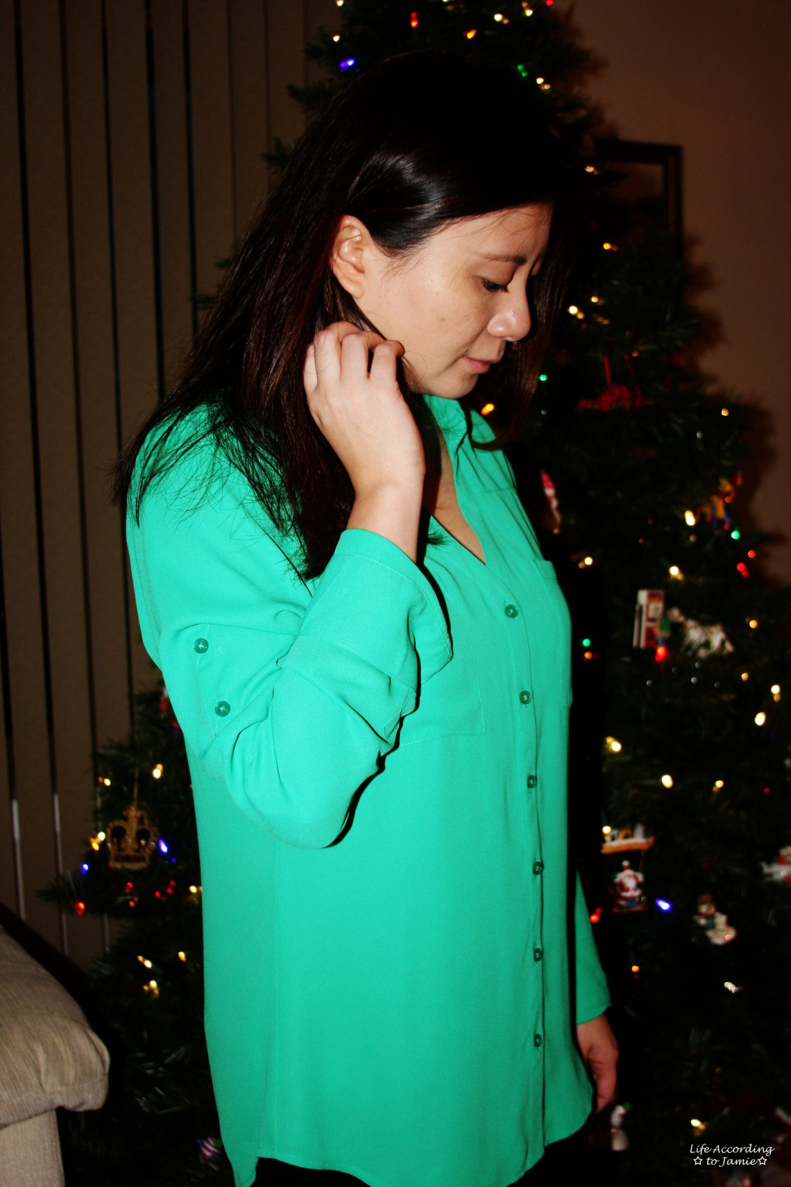 Green Portofino Shirt