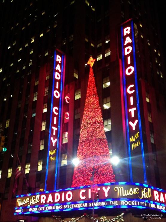 Radio City Music Hall - Christmas