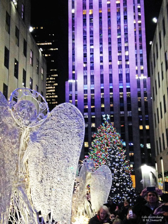 Rockefeller Christmas Tree 1