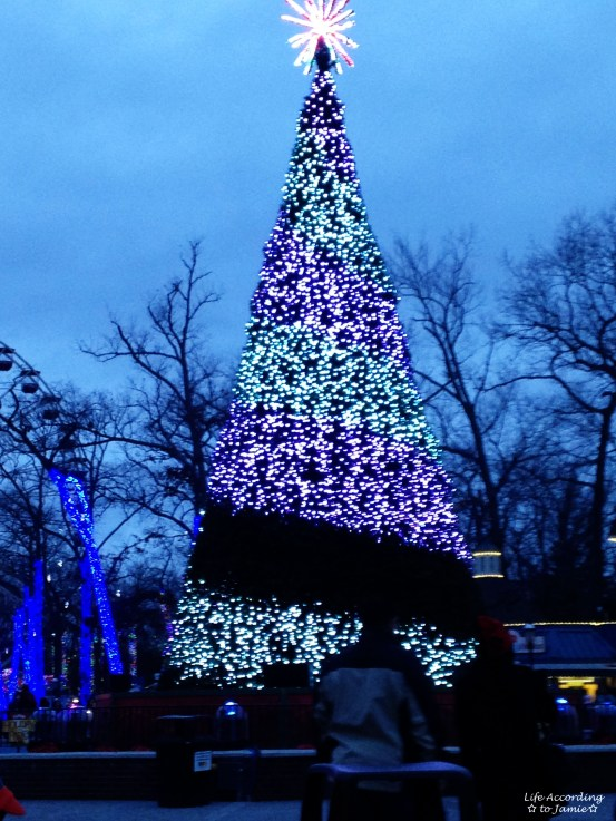Six Flags - Holiday in the Park 2
