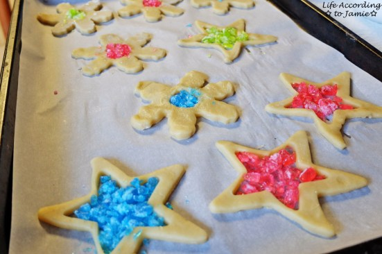 Stained Glass Cookies 10
