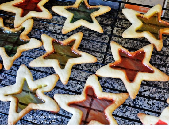 Stained Glass Cookies 11