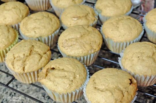Sweet Potato Cupcakes 3