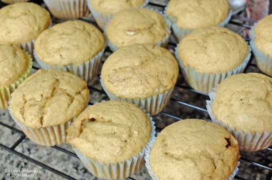Sweet Potato Cupcakes 3