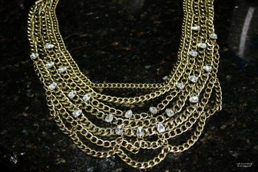 Twinkle Chain Bib 6