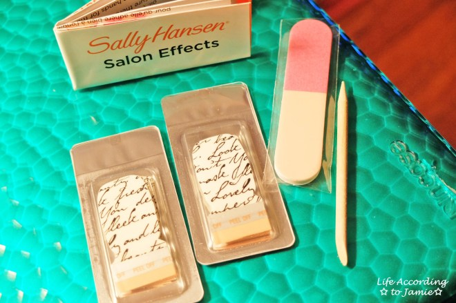 Salon Effects - Love Letter 1