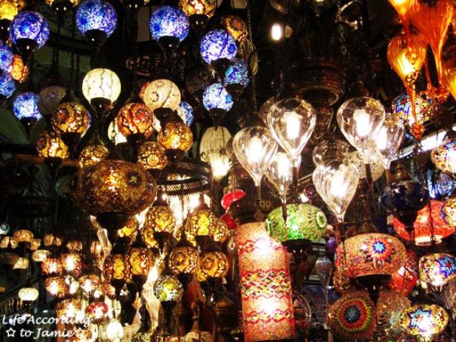 Turkish Lamps 1