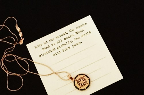 Alex & Ani Compass Necklace