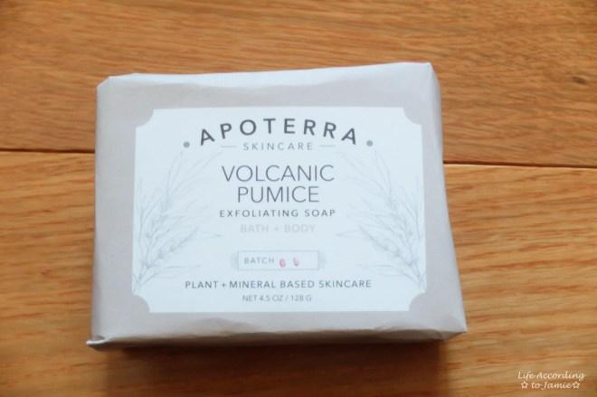 Apoterra Skincare Soap
