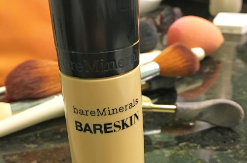 bareSkin Serum Foundation