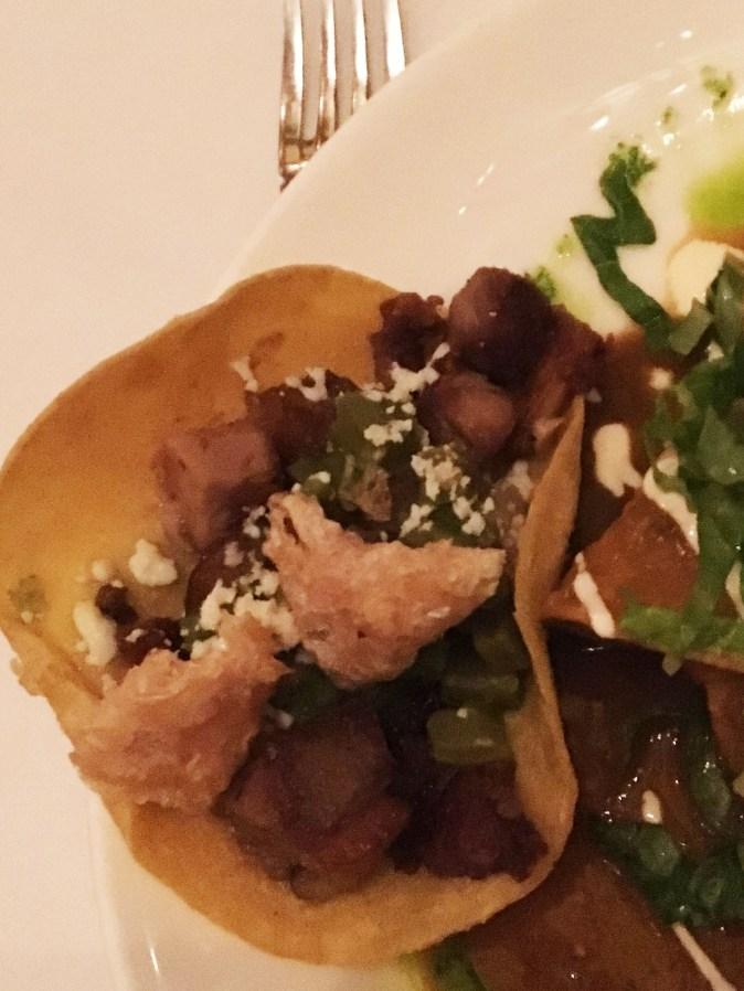 Toloache - De lechon Tacos