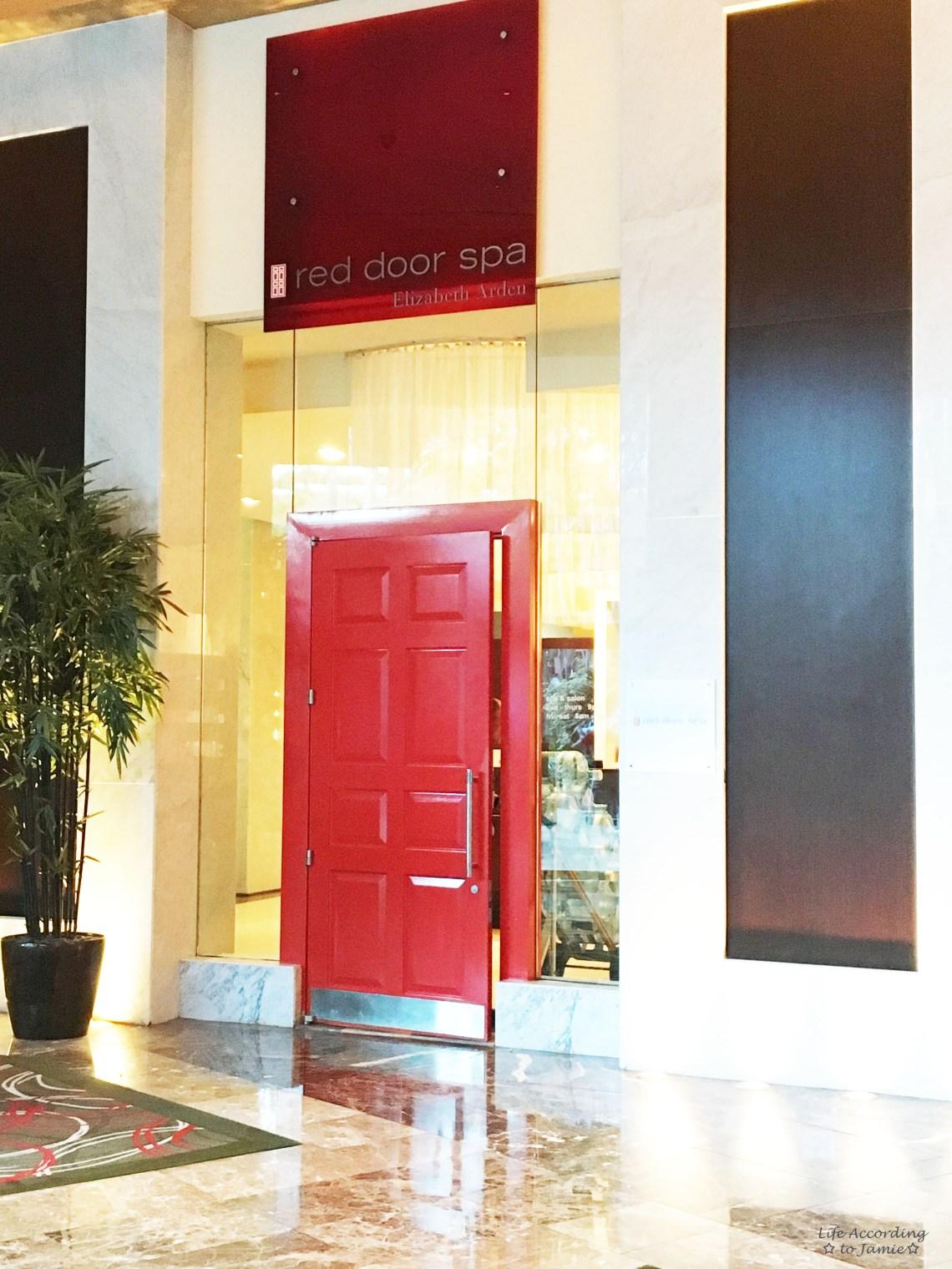 Elizabeth Arden - Red Door Spa