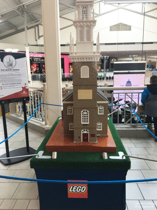 Lego Americana Roadshow - Old North Church