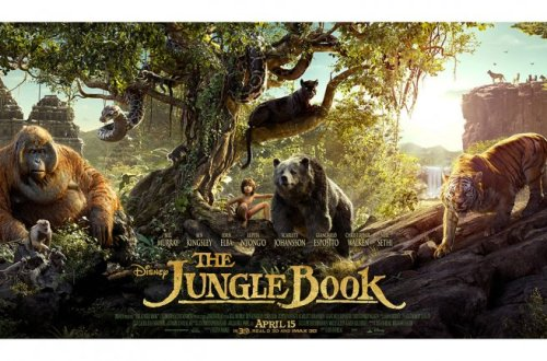 The Jungle Book - Movie Poster