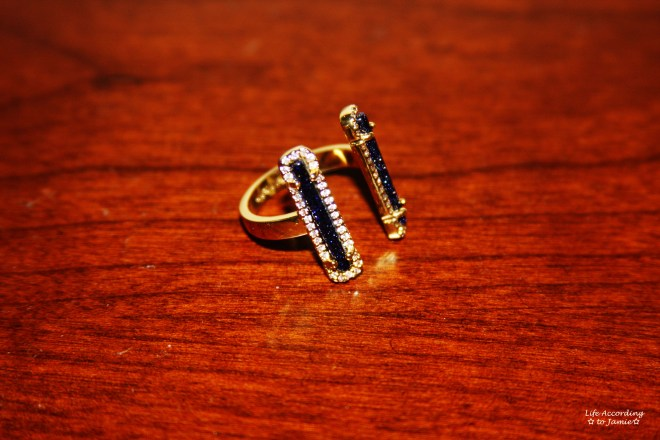 Baublebar - Parallel Bars Ring