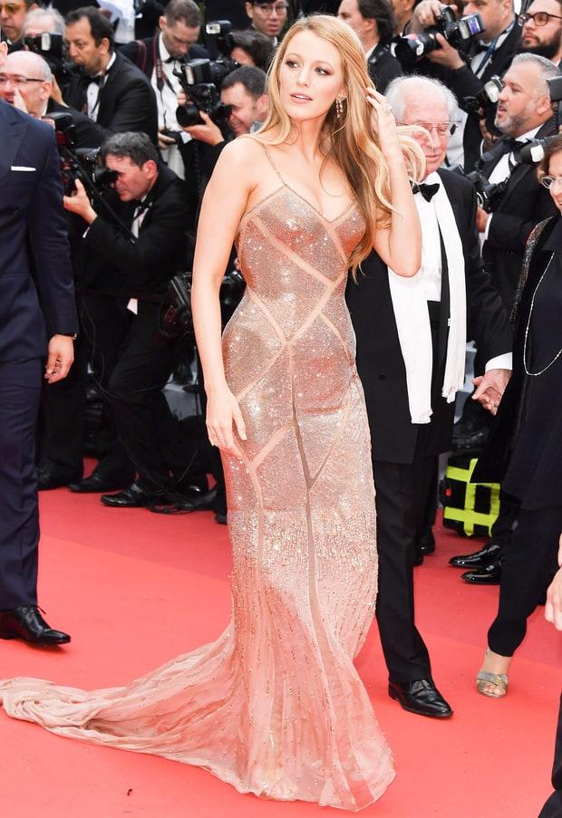 Blake Lively - Atelier Versace