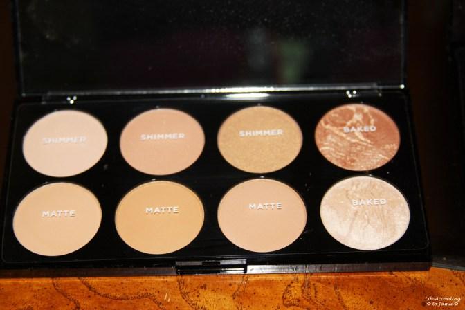 Makeup Revolution - Bronze Palette