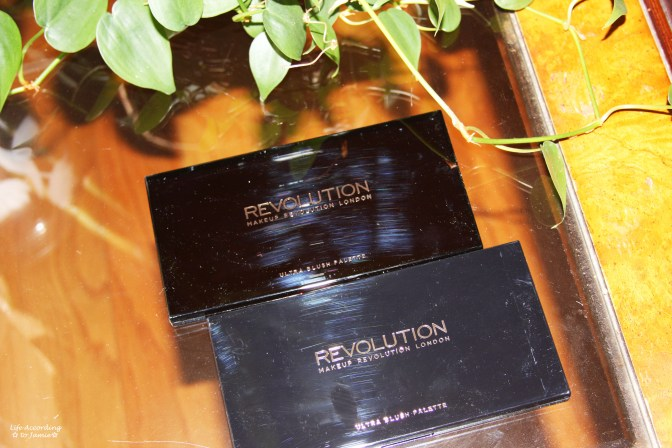 Makeup Revolution Haul 1