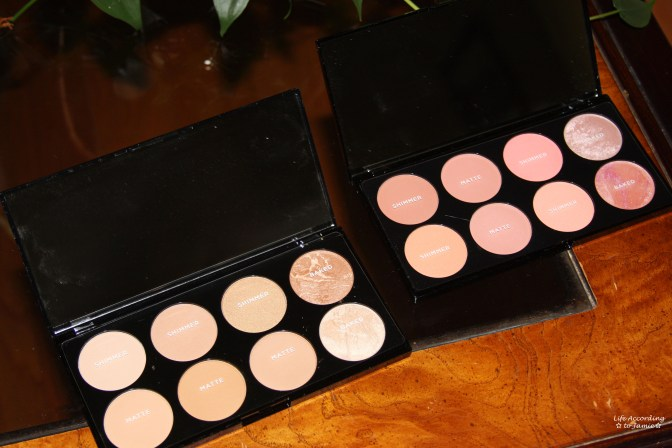 Makeup Revolution Haul 2