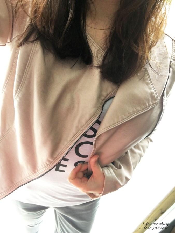 Peplum Moto Jacket 6