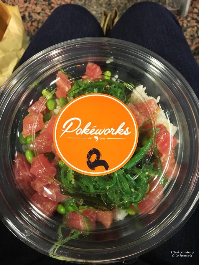 Pokeworks - Ahi Tuna Bowl