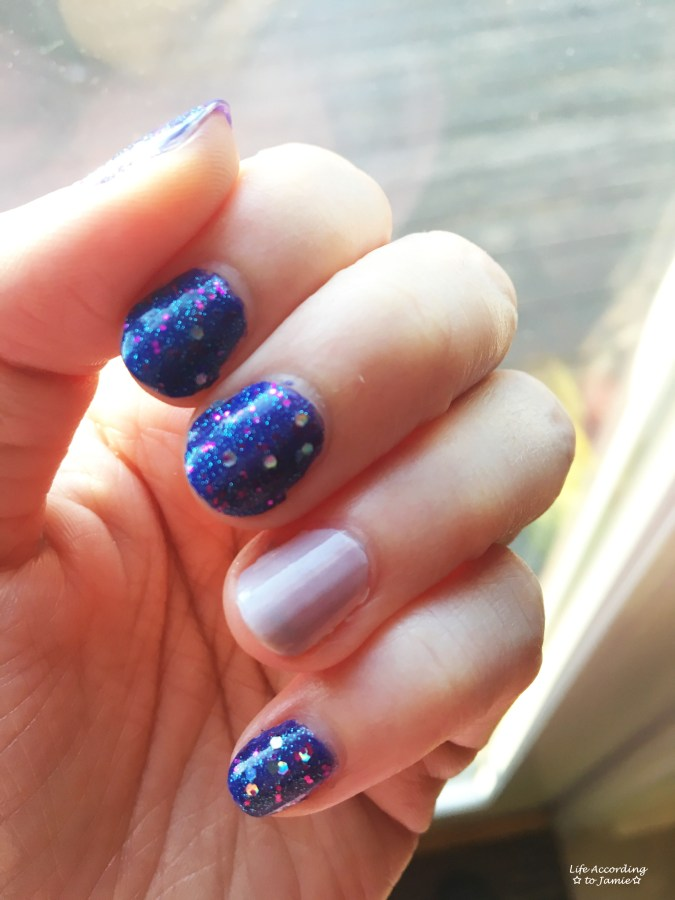 Reverse Accent Nails 3