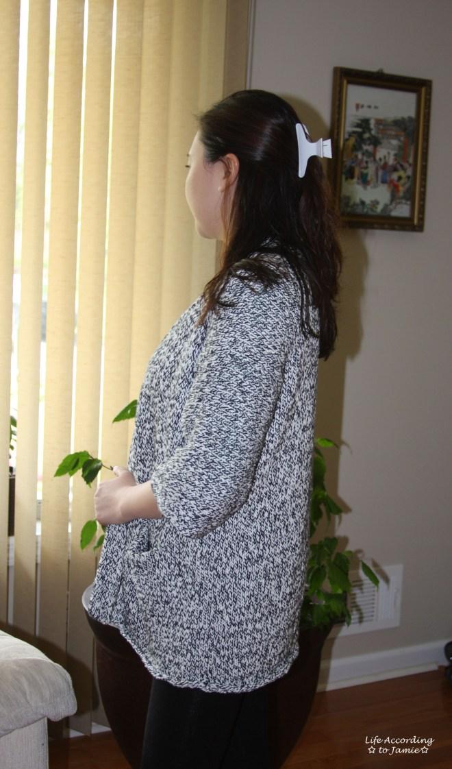 Knit Kimono 1