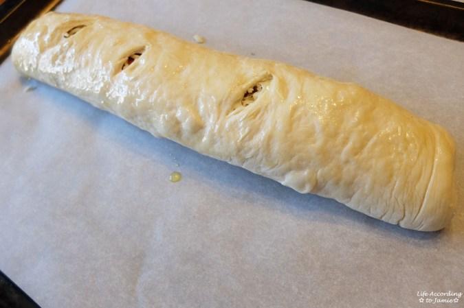 Pepperoni Bread 1