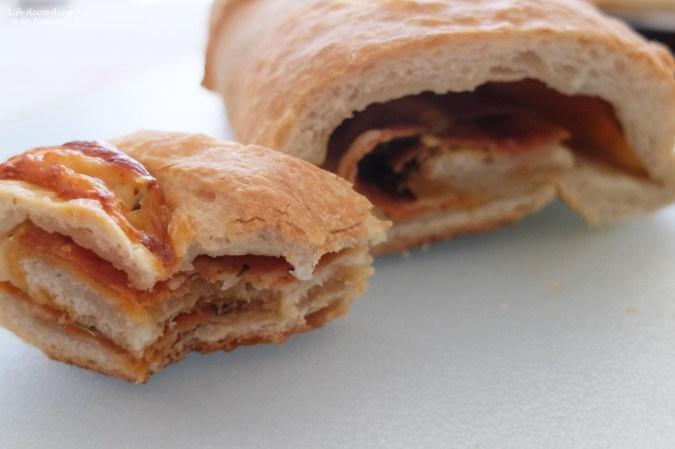 Pepperoni Bread 5