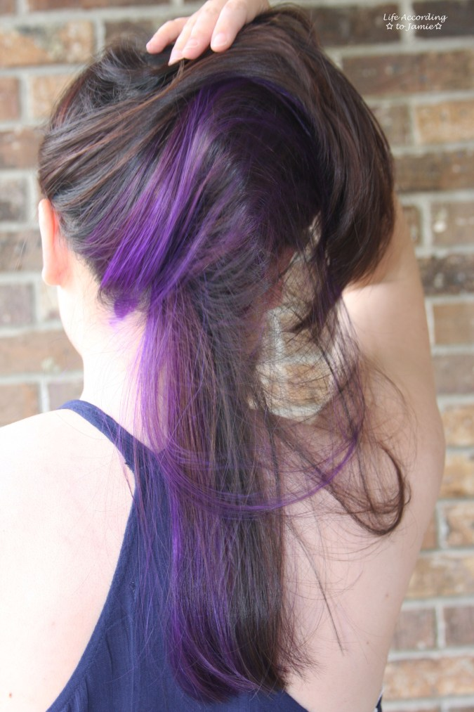 Purple Underlayer Hair 4