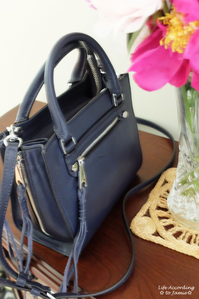 Rebecca Minkoff Side Zip Mini Regan 2