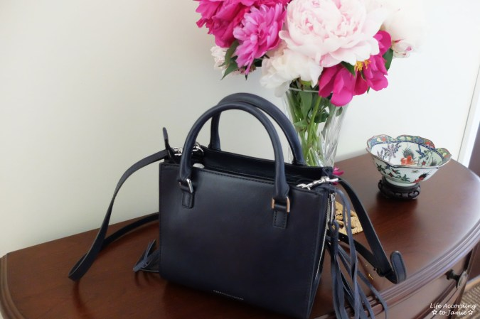 Rebecca Minkoff Side Zip Mini Regan