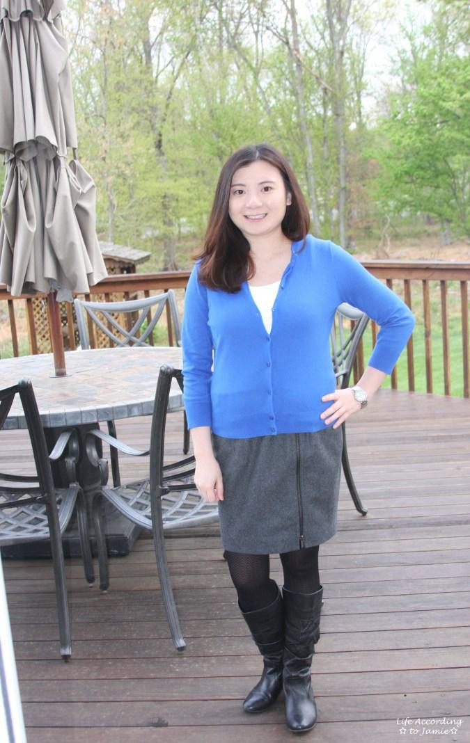 Zipper Skirt 1