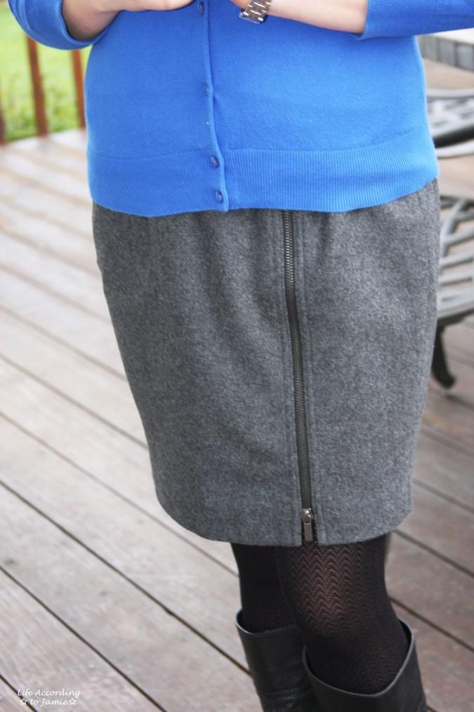 Zipper Skirt 3