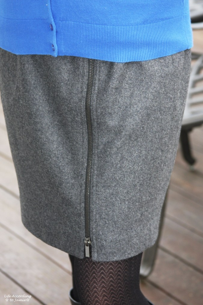 Zipper Skirt 4