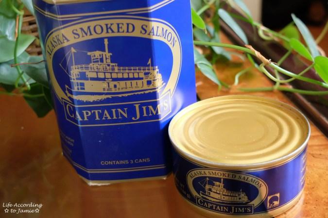 Captain Jim's Alaska Smoked Salmon