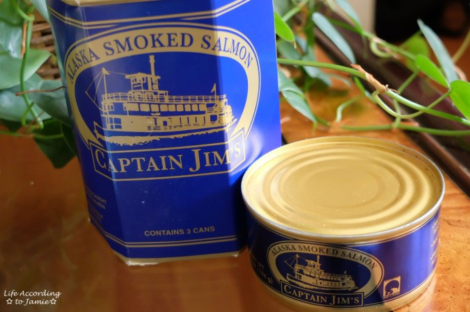 Captain Jim's Alaska Smoked Salmon