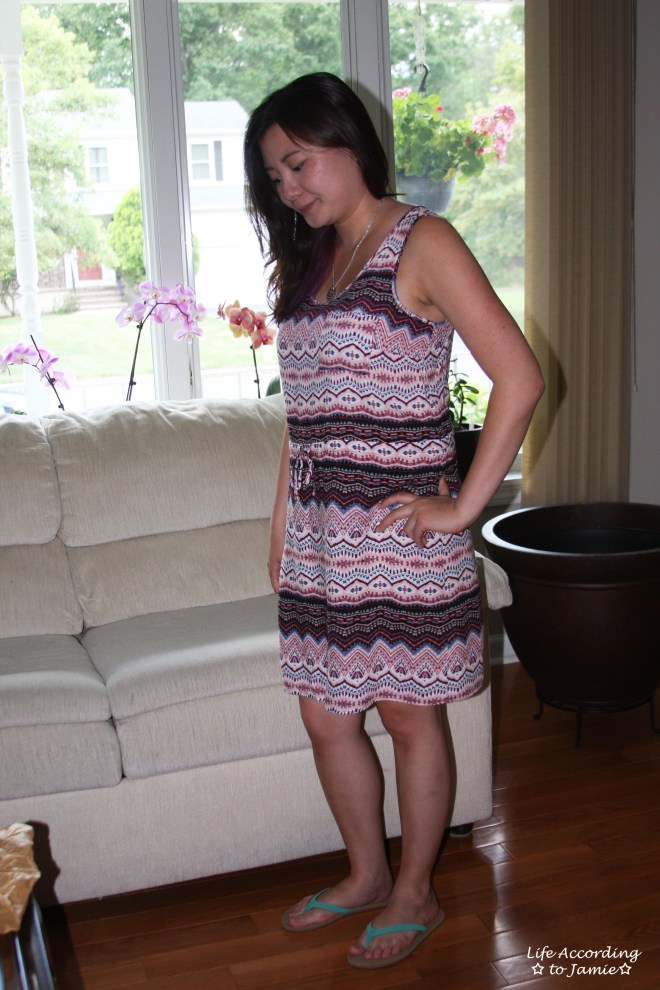 Pink Republic - Drawstring Dress 2