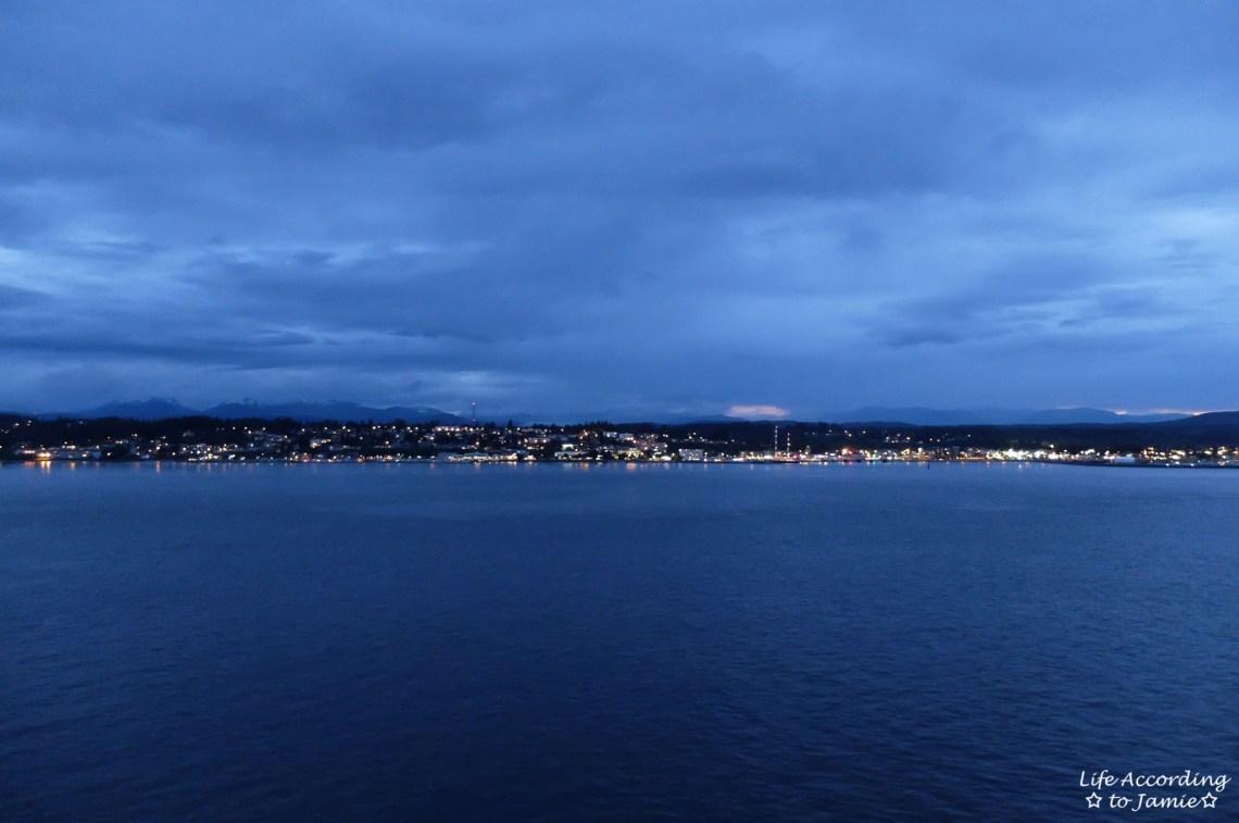 Alaska - View from Ship