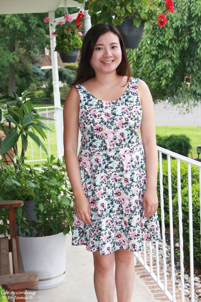 H&M Floral Dress 3