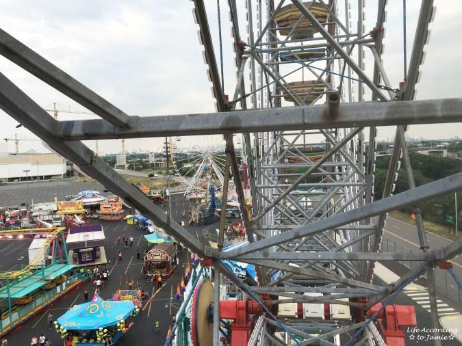 NJ State Fair - Ferris Wheel