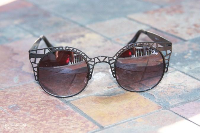 Quay Australia Fleur Sunglasses 1