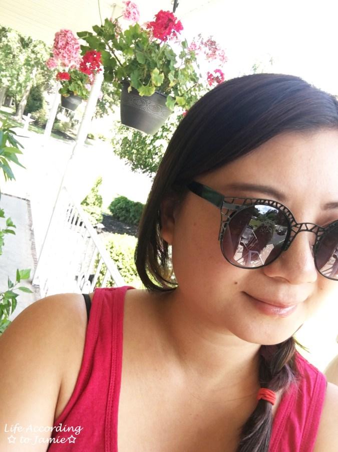 Quay Australia Fleur Sunglasses 4