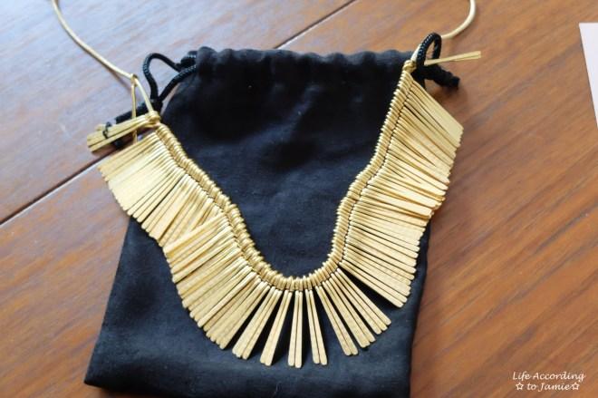 Slate Ravi Necklace