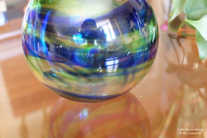 Glassblowing - Ornament 2